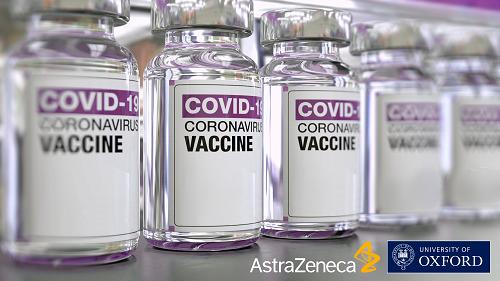 Vaccine của AstraZeneca và đại học Oxford hợp tác sản xuất