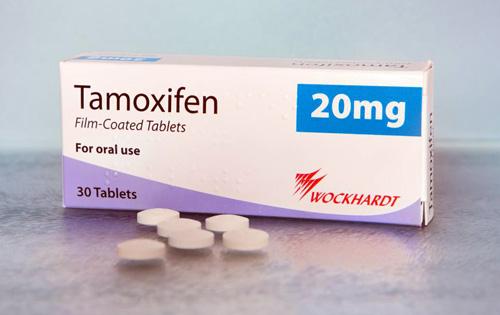Liệu pháp hormon điều trị ung thư vú - Tamoxifen